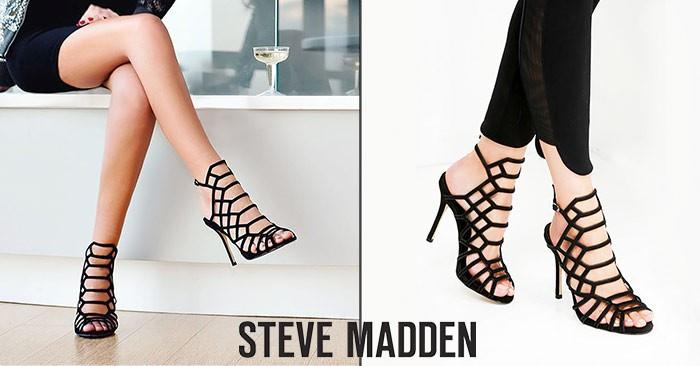 Skor från Steve Madden ... - Michela Castellari c93de4b15da71