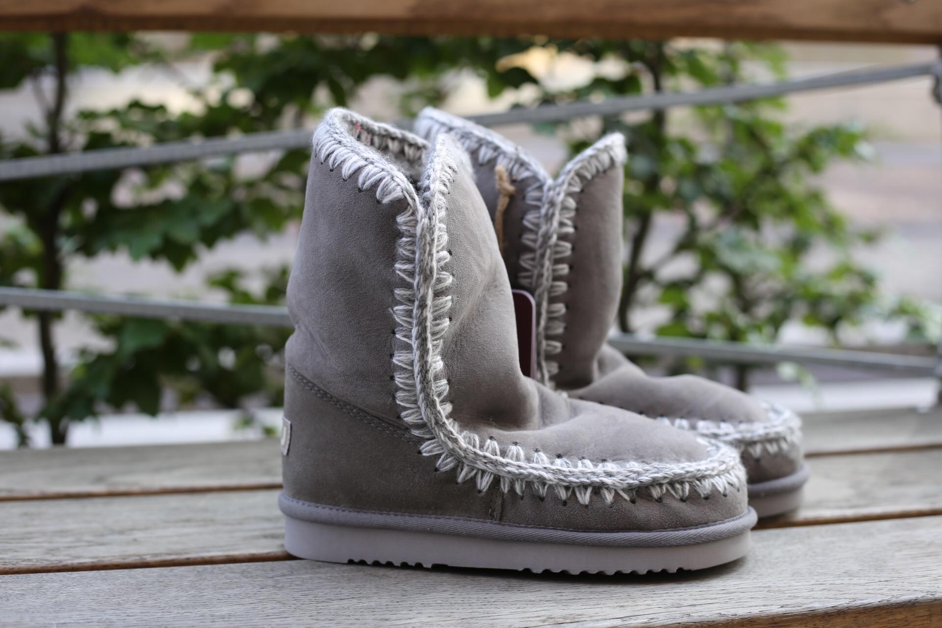 9a0a31ac859 Vinn ett par av höstens & vinterns mest underbara skor: MOU !!! - Michela  Castellari