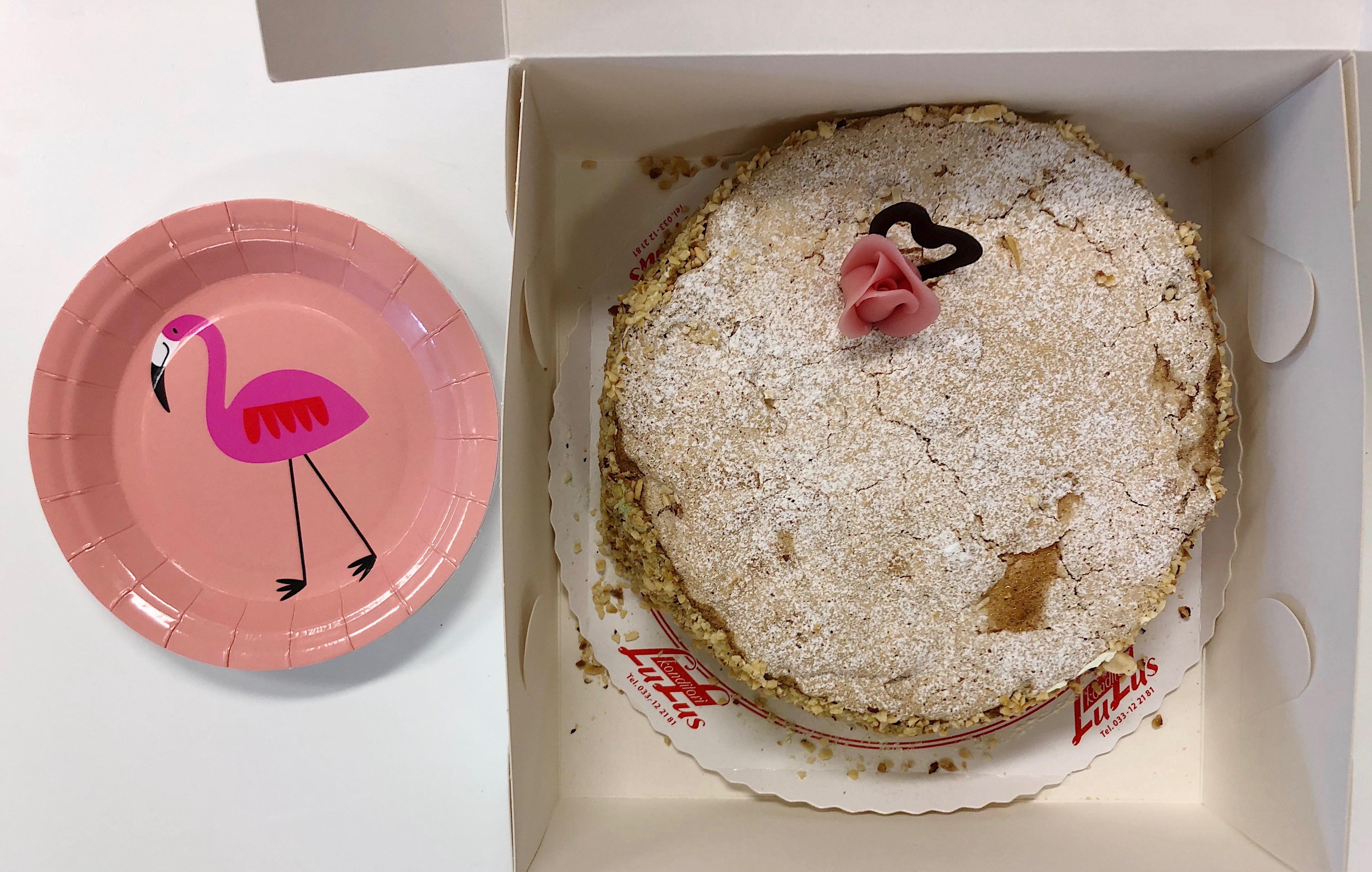 restoria tårta recept